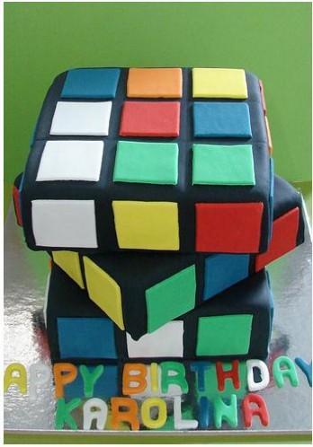 adoraria comer um desses no meu aniversário. Será que é tão gostoso quanto é bonito?