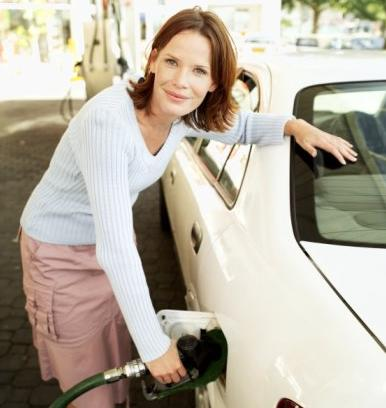 gas pump girls. gas pump girls.