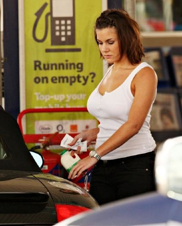 gas pump girls7
