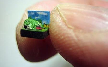 viaqui:http://www.telegraph.co.uk/news/newstopics/howaboutthat/6414891/Worlds-smallest-working-model-train-set-unveiled.html